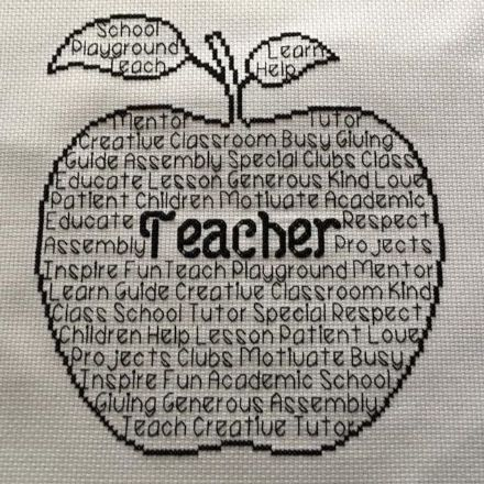 Teacher In Words